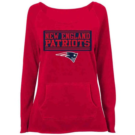 NFL New England Patriots Girls Fleece Top by