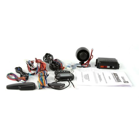 AutoPage RF427P 2-Way 4-Ch Car Alarm And Keyless Entry System