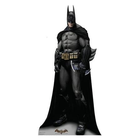 Batman Arkham Asylum Cardboard Cutout Dark Knight Life Size Party Prop Decor Birthday Party Supplies - Batman Party Decor