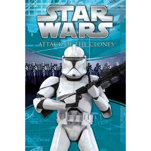 Star Wars Episode II, Attack of the Clones Photo Comic