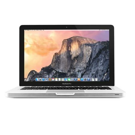 Apple MacBook Pro 13.3 Inch Laptop (Intel Core i5 2.4 GHz, 500 GB HDD) MD313LL/A (Silver) (Certified
