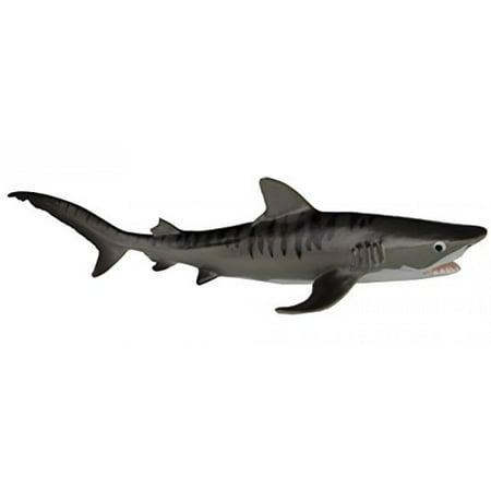Safari Ltd  Monterey Bay Aquarium Sea Life Tiger Shark](Shark Tank Toys)