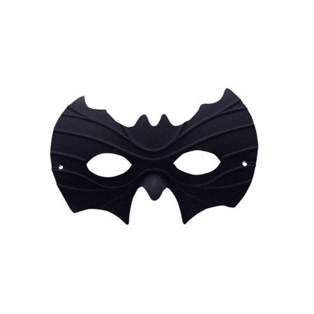 Halloween Half Mask - Bat ()