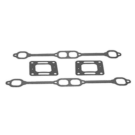 Sierra 18-4349 Exhaust Manifold Gasket Set - GM 200, 228, 230, 260, 898 (5.0 & 5.7L)