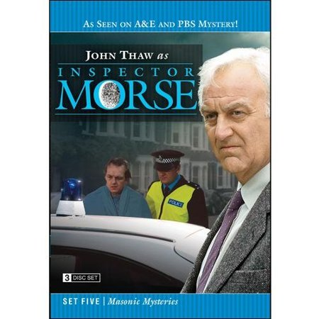 Inspector Morse: Set 5 - Masonic Mysteries