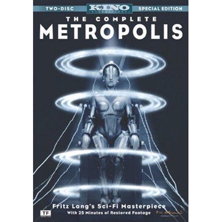 Metropolis (DVD) -