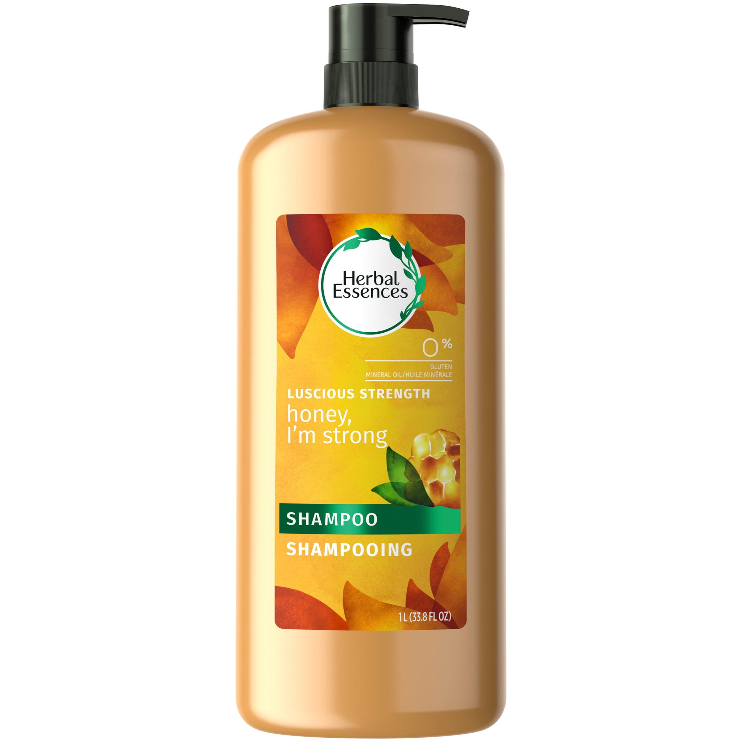 Herbal Essences Honey I'm Strong Strengthening Shampoo with Honey Essences, 33.8 fl oz
