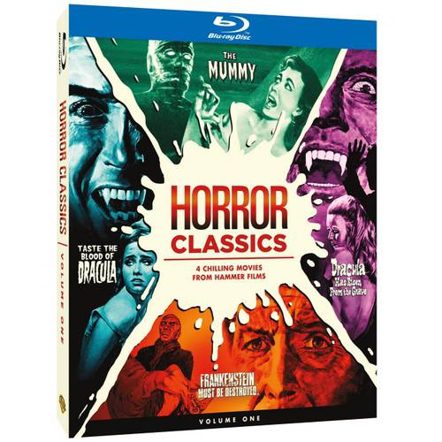 Horror Classics: Volume 1 Collection (Blu-ray) WARBR543129