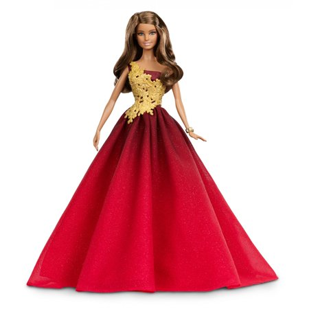 Barbie 2016 Holiday Teresa Doll
