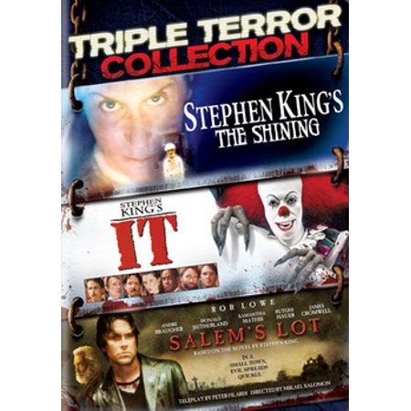 Triple Terror Collection (DVD) - Terror Eyes Halloween Dvd