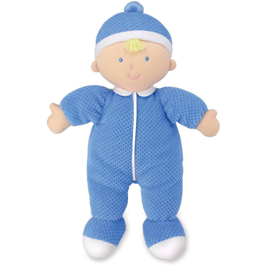 Kids Preferred Baby Dolls Baby Boy Doll, Blue