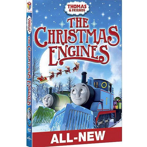 Thomas & Friends: The Christmas Engines  (With INSTAWATCH) (Widescreen)