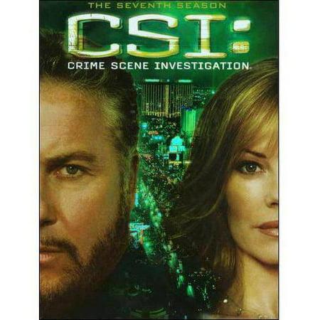 Csi  Crime Scene Investigation   The Complete Seventh Season