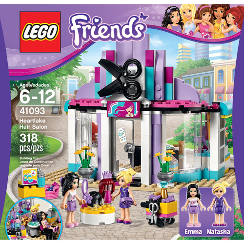LEGO Friends Heartlake Hair Salon - Walmart.com