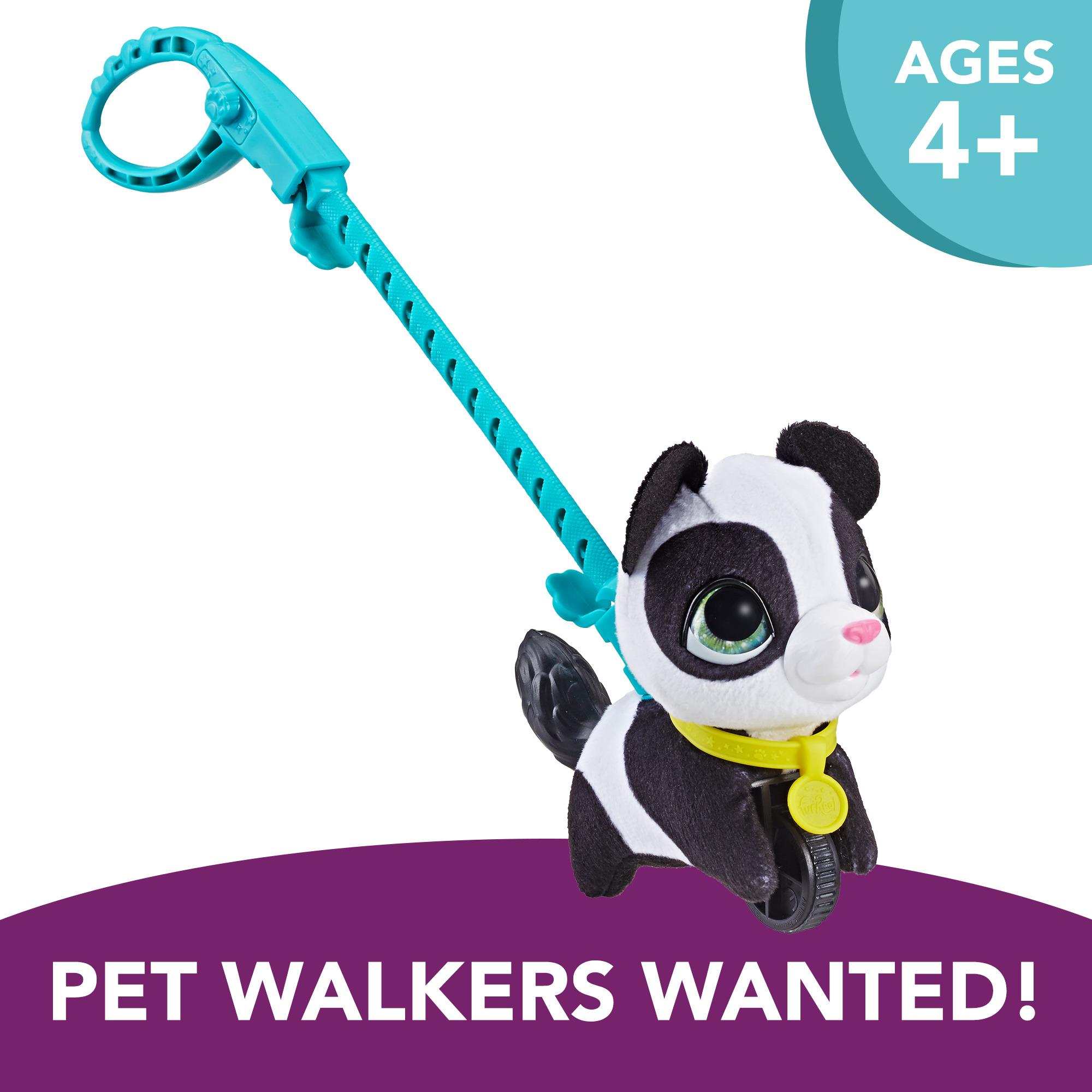 furReal Walkalots Lil' Wags, Panda