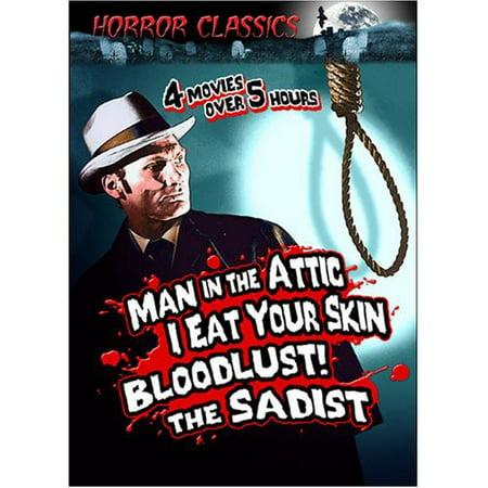 HORROR CLASSICS V17 (DVD) (FF) (DVD) (Ipath Kenny Reed)