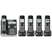 Cordless Telephone in silver