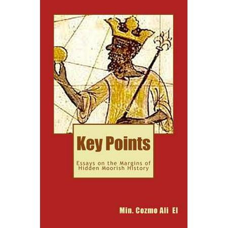 Key Points (Key Points Moorish DVD Transcription): Essays on the Margins of Hidden Moorish History