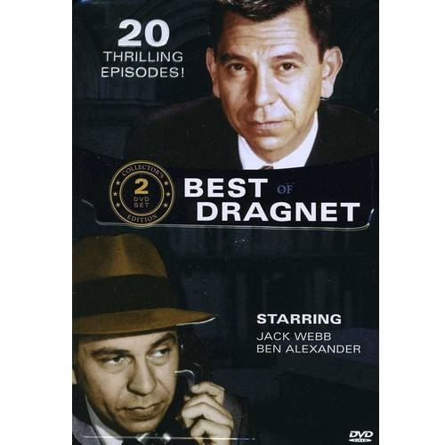 Best Of Dragnet (Tin Case)