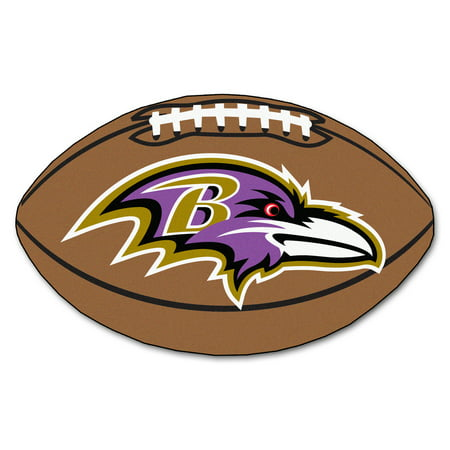 Baltimore Ravens Soft Football (Baltimore Ravens Football Mat )