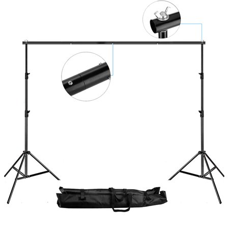 Ktaxon 10Ft Pro Photography Photo Backdrop Support Stand Set Background Crossbar - Photo Stand Ins Cutouts