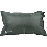 Ozark Trail Self-Inflating Air Pillow, Green