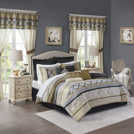 Astoria Grand Lonsdale 24 Piece Comforter Set