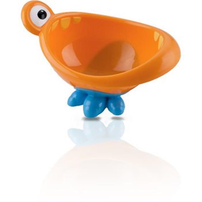 Nuby? 3-D Monster Feeding Bowl - CASE OF 24