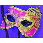 Seductress Eye Venetian, Masquerade, Mardi Gras Mask Style C
