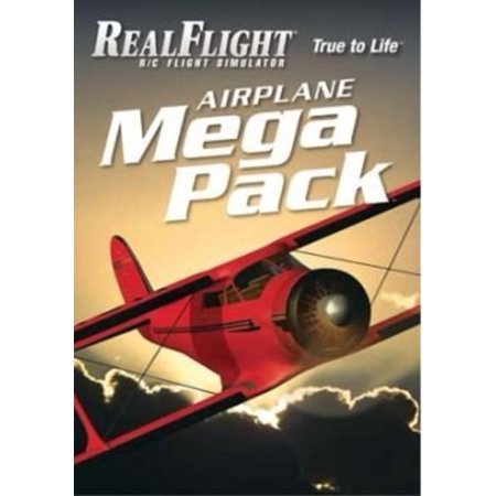 Realflight Expansion Pack (RealFlight 6 - Air Mega Pack Multi-Colored )