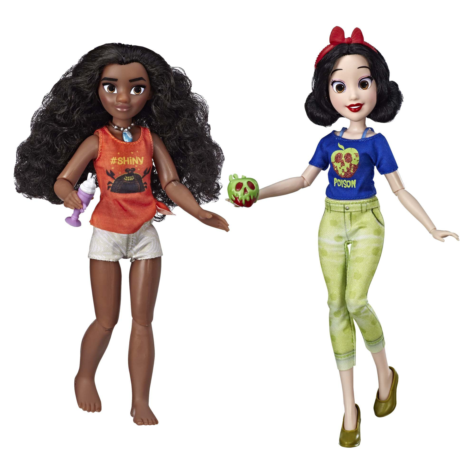 Disney Princess Ralph Breaks The Internet Movie Moana And Snow White Walmart Com Walmart Com