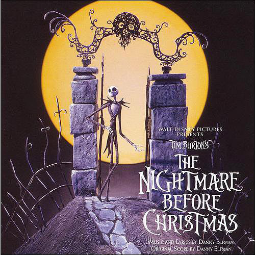 Tim Burton's: The Nightmare Before Christmas Score (Special Edition) (2CD)