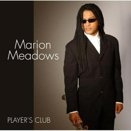 Marion Meadows - Player's Club [SACD]