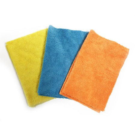 - Auto Drive Edgeless Microfiber Cleaning Cloths - 50 to 150 pack