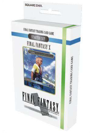 Final Fantasy X Trading Card Game: Starter Deck (Wind and Water) by default
