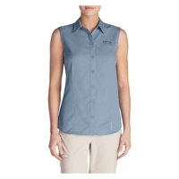 Eddie Bauer Women's Water Guide Sleeveless Shirt