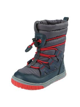 Northside Toboggan Pull On Winter Boot Toddler Little Kid