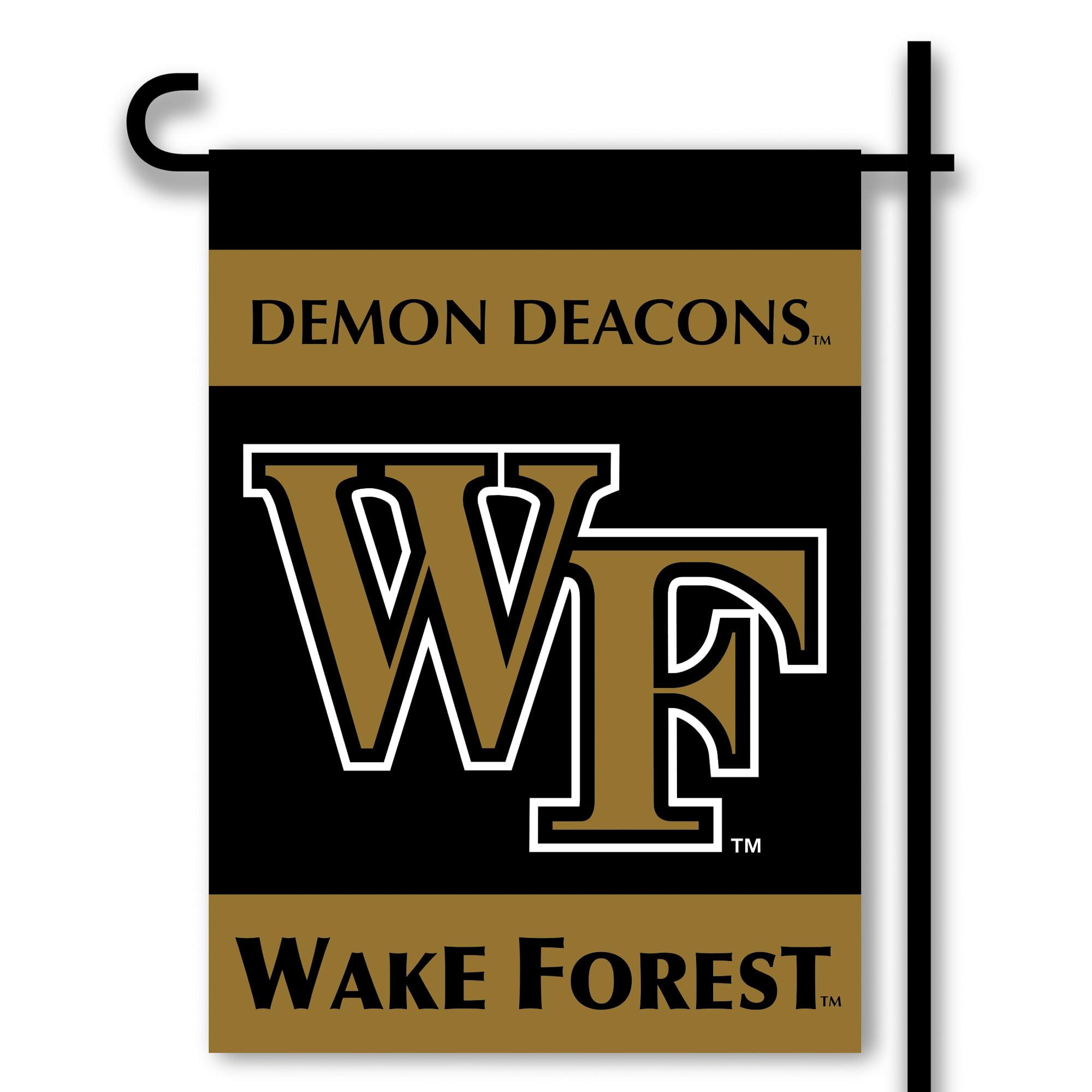 Wake Forest 2-Sided Garden Flag