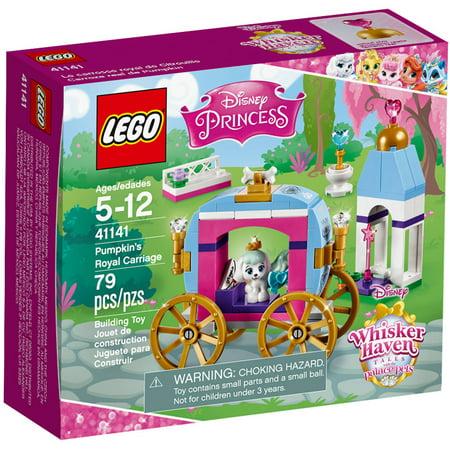 LEGO Disney Princess Pumpkin's Royal Carriage, - Lego Halloween Pumpkin