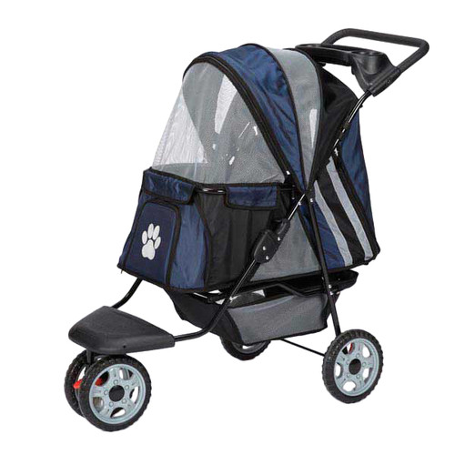 Guardian Gear Roadster Ii Stroller Blu