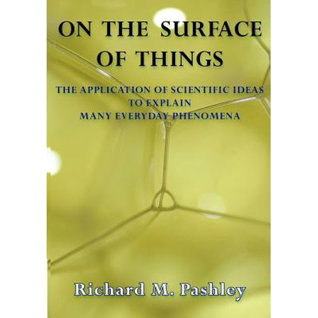 On the Surface of Things : The Application of Scientific Ideas to Explain Many Everyday - Thing 1 And Thing 2 Party Ideas