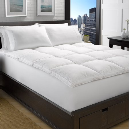 Feather Down Bed - Luxury 4