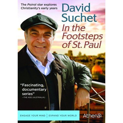 David Suchet: In The Footsteps Of St. Paul (Widescreen)