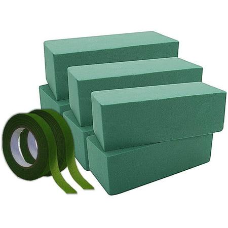 Foam Bricks Green Styrofoam Wet Foam Blocks 3