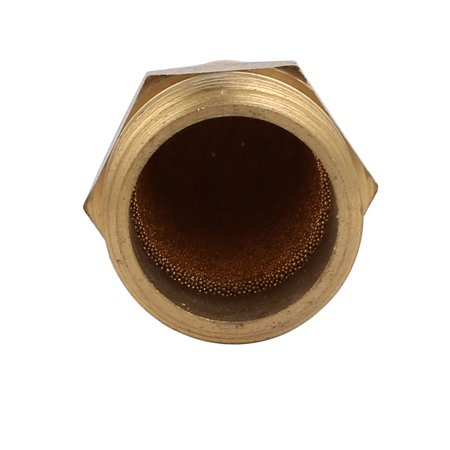 Noise Reducing Pneumatic Muffler Filter 1/2BSP 4pcs - image 1 of 3