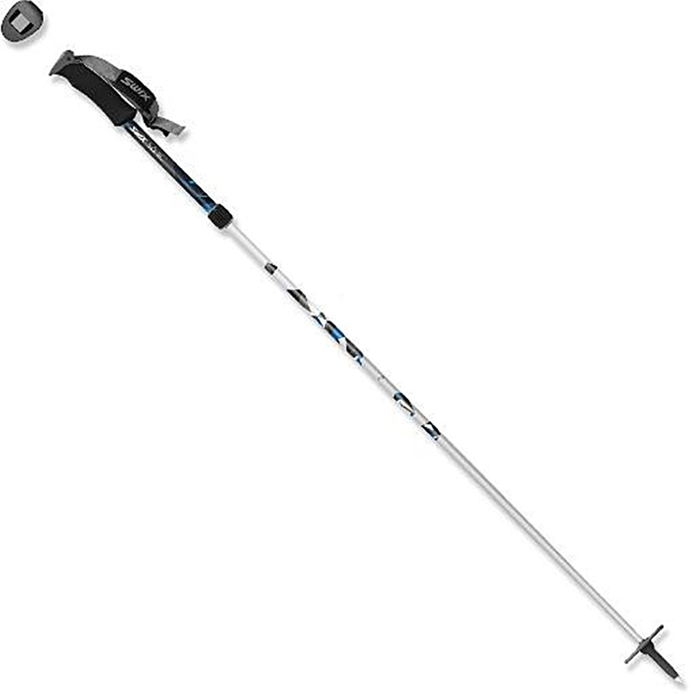 Swix Alpine Adjustable Sonic R2 S Pole 2018 115-140 by Swix