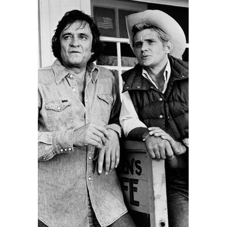 Halloween 1978 Tv Scenes (Johnny Cash Bo Hopkins Thaddeus Rose & Eddie 1978 TV Movie 24X36)