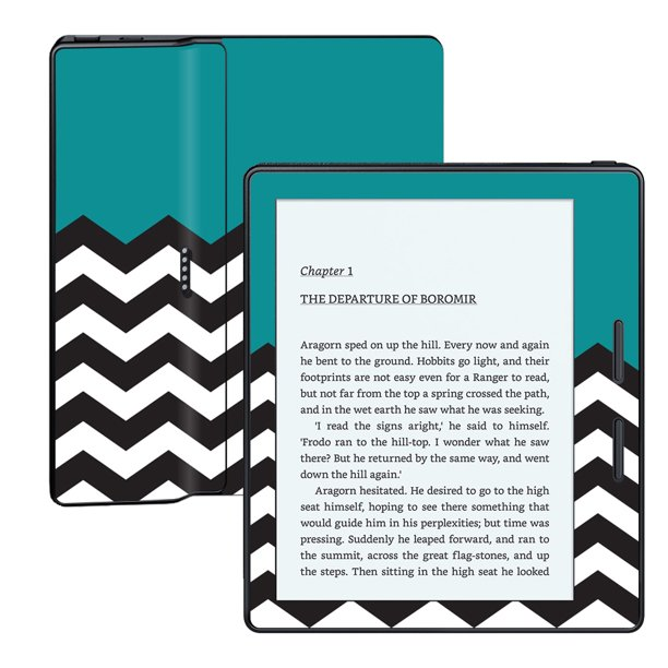 "Skin Decal Wrap For Amazon Kindle Oasis 6"" (8th Gen"