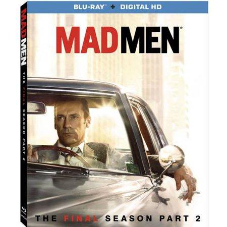 Mad Men  The Final Season Part 2  Blu Ray   Digital Hd