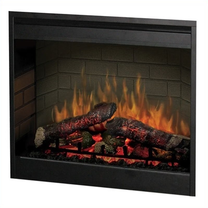 Dimplex DF2608 26 inch Self-Trimming Electric Fireplace Insert